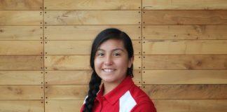 Daisey Vega Hispanic Health Coalition Scholarship Winner