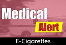 e-cigarette dangers, teens hospitalized